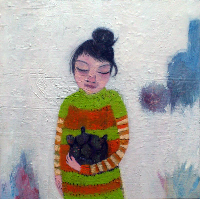 'Tortoise Girl' by Siobhan Purdy