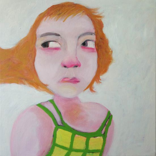 'Girl with the orange hair' Siobhan Purdy