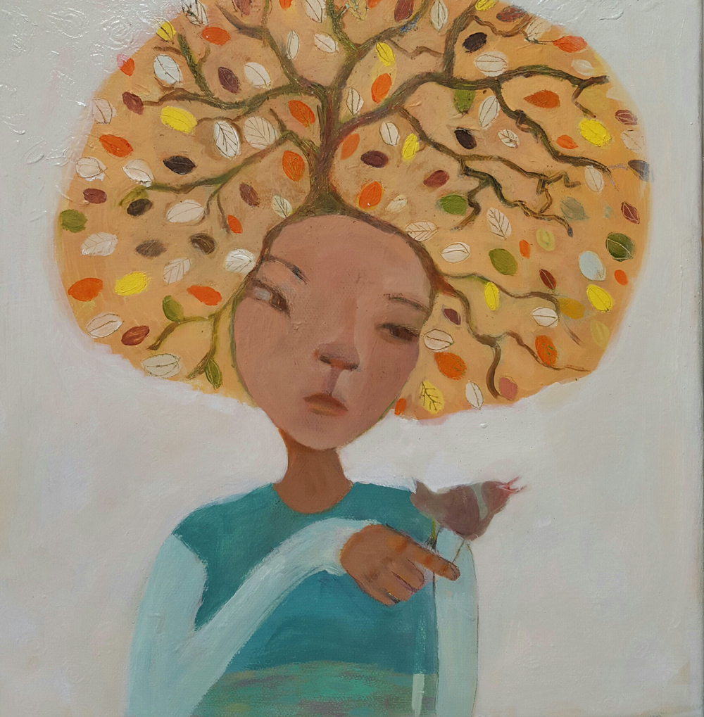 Siobhan Purdy 'A Bird in the Hand'