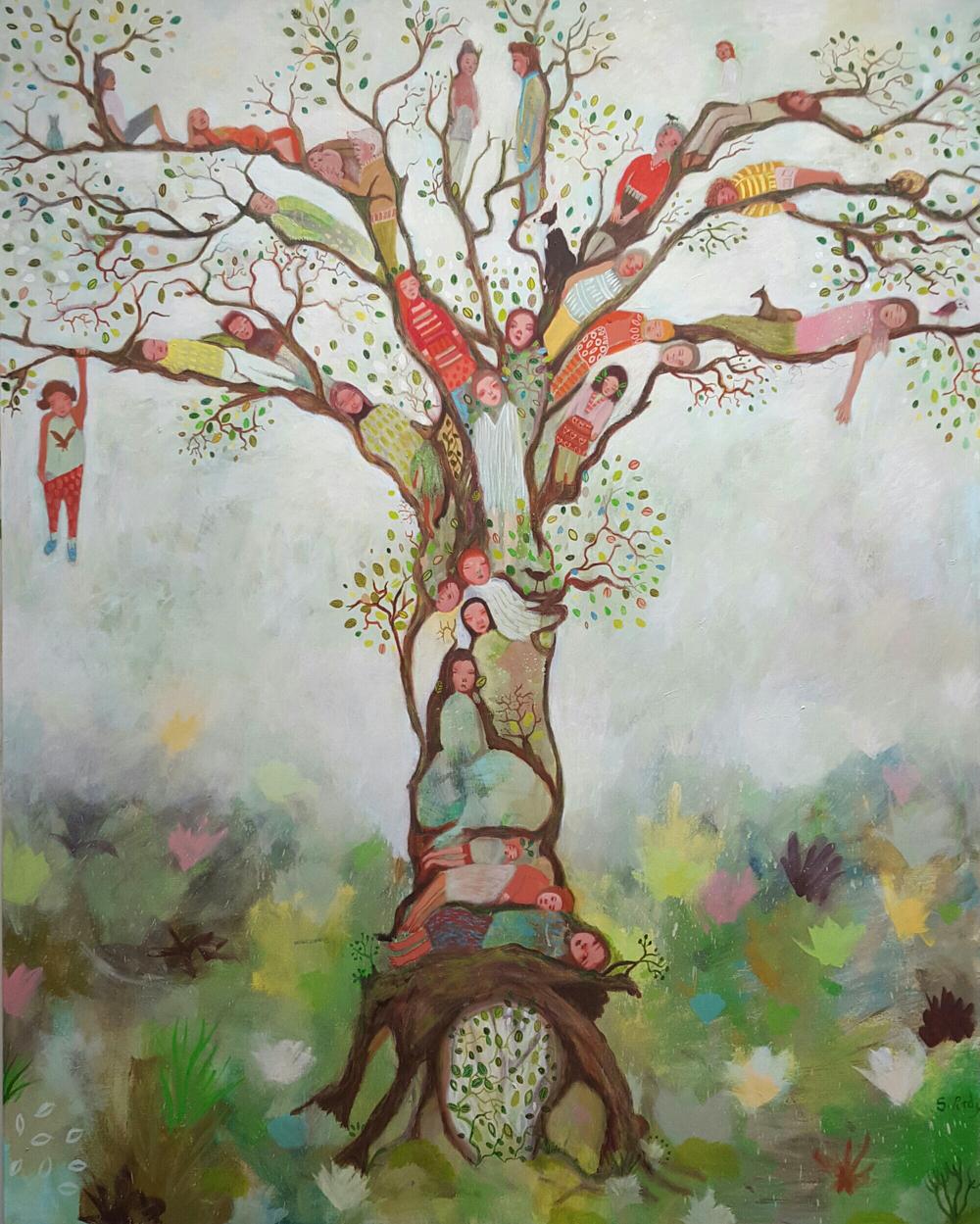 Siobhan Purdy 'Dreamaway Tree'