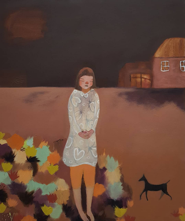 'Out at Night' by Siobhan Purdy
