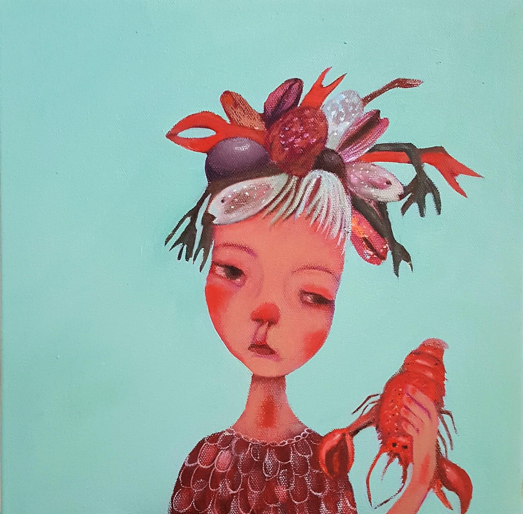 'Lobsterlady-2' by Siobhan Purdy
